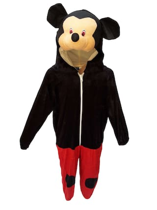 e59f6c69e50 KFD Mickey Mouse Fancy dress for kids Diseny Cartoon Costume for School  Annual function