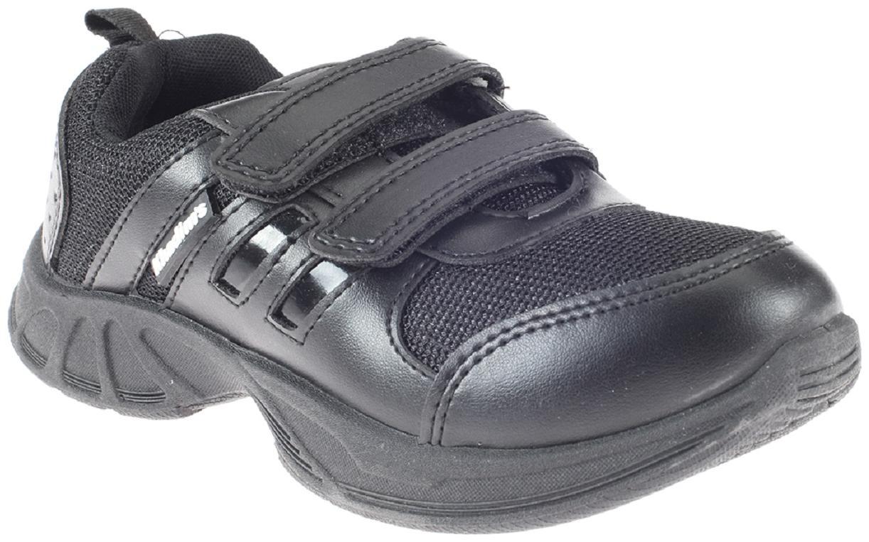 Buy Khadim's Black Boys School Shoes