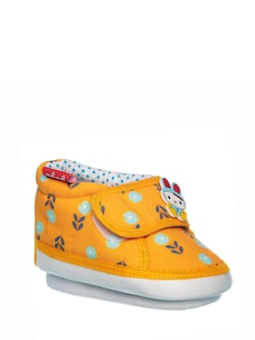 Khadim's Yellow Boys Boots