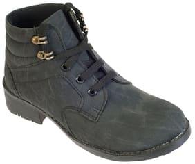 Khadim's Black Boots for boys
