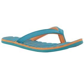Khadim's Green Girls Slippers