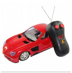 KHALSA TOYS AND SALES  Remote Control Super Leader Car  (Red)