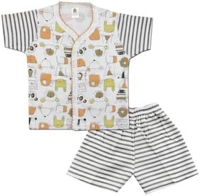 KID S CARE Baby boy Top & bottom set - Orange