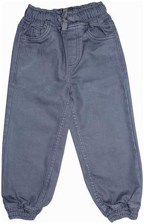 KiddoPanti Boy's Regular fit Jeans - Grey