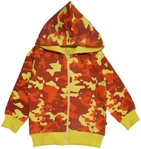 Yellow Winter Jacket Jacket