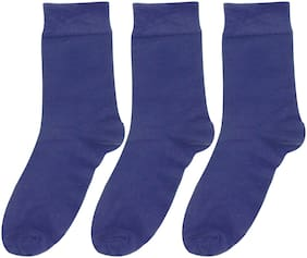 Neska Moda Boy Cotton Socks - Blue