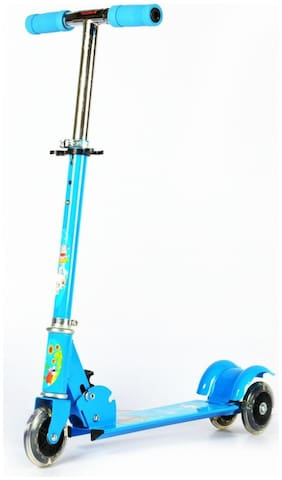 Kids Foldable And Height Adjustable Scooter
