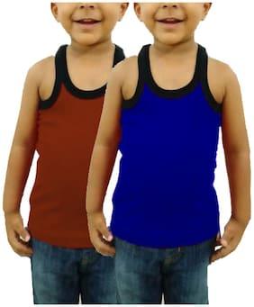 CUPATEX Vest For Boys - Multi , Set of 2