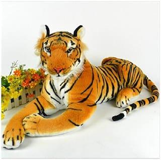 Kids Mandi Small Cute Plush Tiger Toys Lovely Stuffed Doll, Animal Pillow Children Kids Birthday Gift (8 Inch)