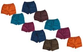 MRB Panty & bloomer For Unisex - Multi , 10