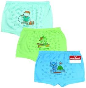 Pride Apparel Panty & bloomer For Unisex - Multi , 3
