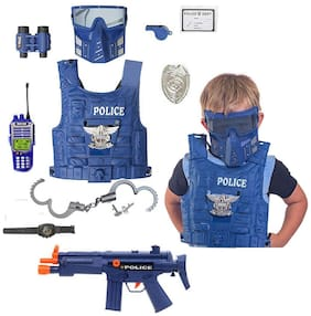 Kids Police Role Play Toy Kit