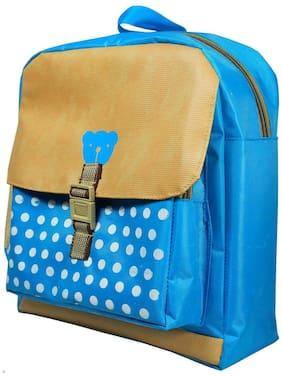 Kids Stylish School Bag Blue