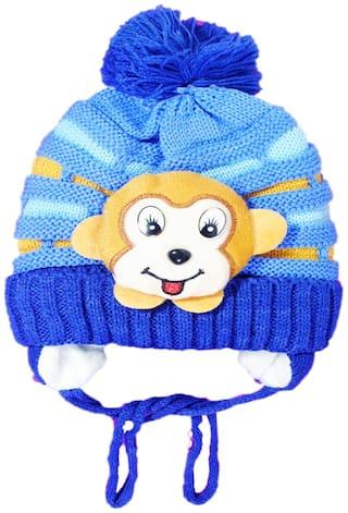 Netboys Boy Wool Cap - Blue