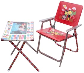 KIDS TABLE CHAIR & STUDY