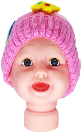 Netboys Boy Wool Cap - Pink