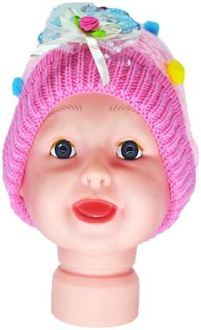 FAVINO Boy Wool Cap - Pink