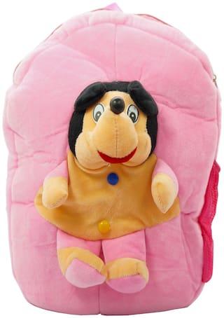 Kidz 4 LTR Pink School Bag