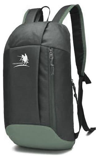 Kidz 8 LTR Black School Bag