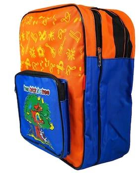 Kidz Happy School Bag (Assorted Colors)