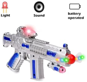 Space gun with Music and Light