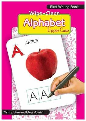 Kidz Wipe Clean Alphabet Upper Case Book