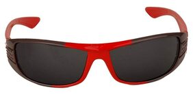 Kidz Wrap Around Sunglasses Maroon