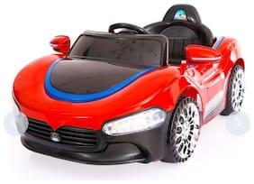 Kidzo Audi TT Rs Plus Electric Motor Car ( Red)