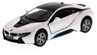 Buy Kinsmart 1 36 Scale Die Cast Bmw I8 With Openable Doors Pull