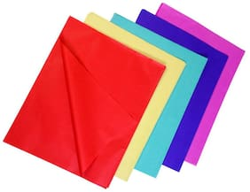 Kite paper , size 65 x 40 cm, 5 colors, 120 sheets