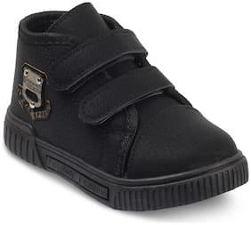 Kittens Black Boys Boots