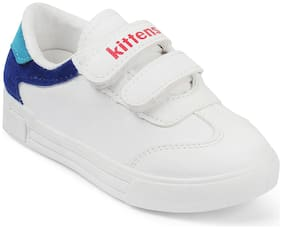 KITTENS Blue Boys Sports Shoes