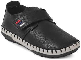 Kittens Black Boys Casual shoes