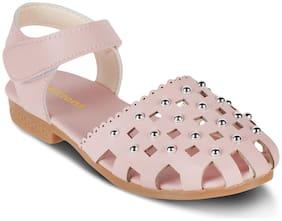 Kittens Pink Girls Sandals