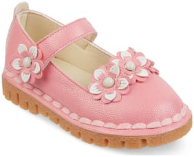 Kittens Pink Ballerinas For Girls