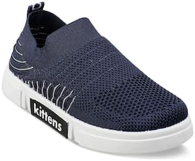 Kittens Blue Boys Casual shoes