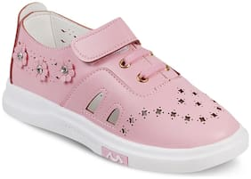 KITTENS Pink Girls Casual Shoes