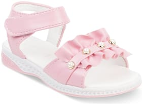 KITTENS Pink Girls Sandal