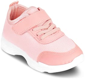 Kittens Pink Sport Shoes For Girls