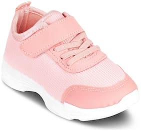 Kittens Pink Girls Sport Shoes