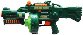 KTRS Blaze Storm Soft Bullet Automatic Gun, 40 Darts Included for kids
