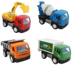 KTRS City bulider Toy car Construction Vehicle