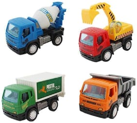 KTRS City bulider Toy car Construction Vehicle