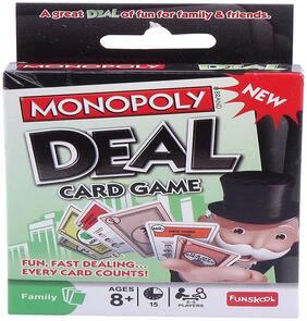 KTRS ENTERPRISE Deal Card Game
