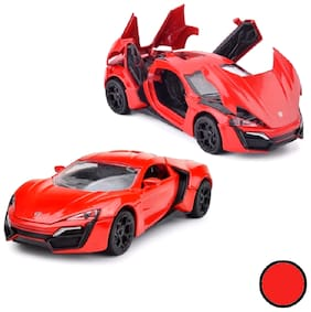 KTRS ENTERPRISE 1:32 Hypersport in Scale and Limited Edition of Metal die-cast Alloy car Model | Available in Multi-Color | This Price for 1 Piece