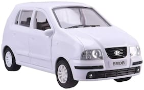 KTRS High Speed Pull Back Car Toy with Openable Doors Feature