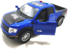 KTRS  Raptor F-150 Truck Toy - Friction Power Toy Vehicles for 3+ Years Old Boys and Girls  Light & Sound Toy for Kids 1 pic