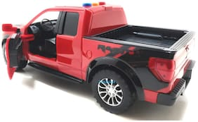 Ktrs  Raptor F-150 Truck Toy - Friction Power Toy Vehicles for 3+ Years Old Boys and Girls, Light & Sound Toy for Kids 1 pic