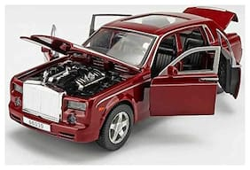 KTRS  Rolls Royce Phantom Pull Back Sedan with Blinking Lights