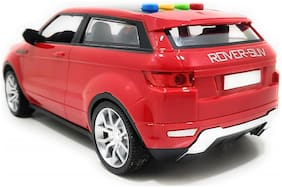 KTRS Rover SUV Car Toy - Friction Power Toy Vehicles for 3+ Years Old Boys and Girls  Light & Sound Toy for Kids 1 pic